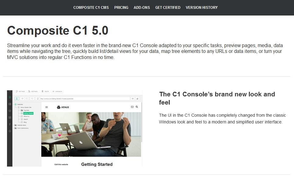 Composite C1 5.0