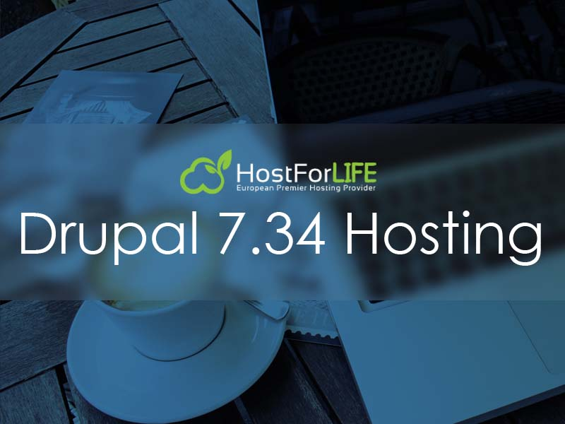 HostForLIFE.eu Proudly Launches Drupal 7.34 Hosting