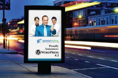 ASPHostPortal.com Proudly Announces WordPress 4.1 Hosting