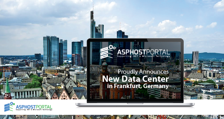 ASPHostPortal.com Announces New Data Center in Germany