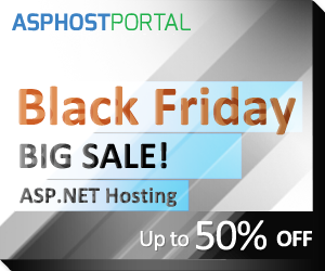 Black Friday ASP.NET Hosting Deals