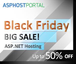 Black Friday ASP.NET Hosting Deals