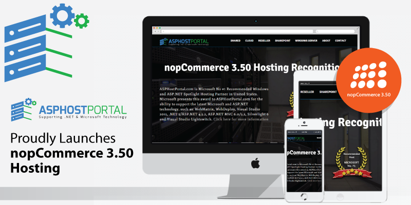 ASPHostPortal.com Proudly Launches nopCommerce 3.50 Hosting