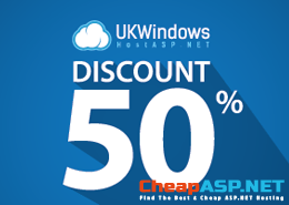 Best and Cheap UK Windows ASP.NET Hosting – UKWindowsHostASP.NET Discount Up-to 50%
