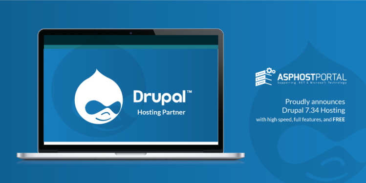 ASPHostPortal.com Announces Excellent Drupal 7.34 Hosting Solution