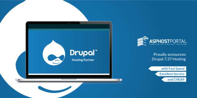 ASPHostPortal.com Announces Drupal 7.37 Hosting Solution