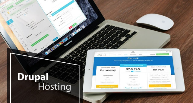 Best & Cheap Drupal 8.8.1 Hosting in Europe