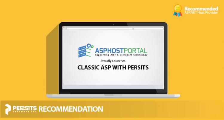 ASPHostPortal.com Proudly Announces Classic ASP Hosting with Persits