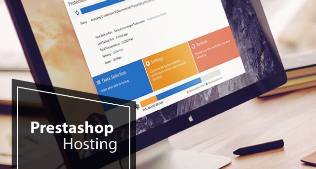 DISCOUNT 35% OFF! PrestaShop 1.7.2.2 Hosting in UK
