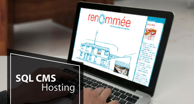 Best and Cheap SQL CMS Hosting with the Latest Technology in UK
