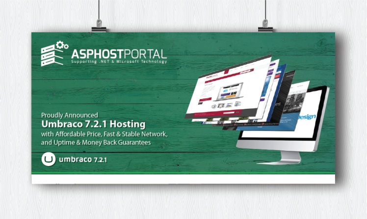 ASPHostPortal.com Proudly Announces Umbraco 7.2.1 Hosting