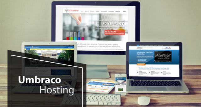 Best & Cheap Umbraco 8.6.3 Hosting in Europe