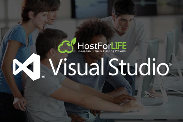 HostForLIFE.eu Launches Cheap Visual Studio 2015 Hosting
