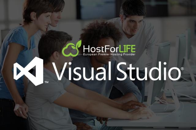 HostForLIFEASP.NET Launches Cheap Visual Studio 2015 Hosting