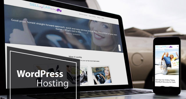 Best & Cheap WordPress 4.5.3 Hosting in UK